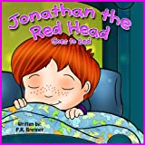 Jonathan the red head goes to bed