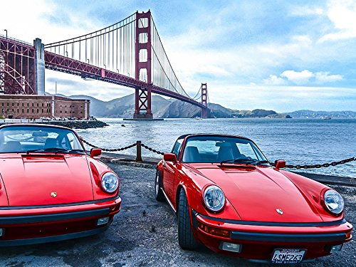 Motor Stories - Porsche Dreams in San Francisco