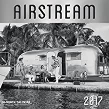 Airstream 2017: 16-Month Calendar September 2016 through December 2017
