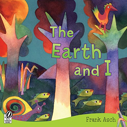 Library Book: The Earth And I (Rise and Shine)