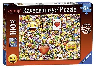 Ravensburger 10707 Emoji XXL Jigsaw Puzzle - 100 Pieces