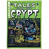EC Comics Tales from The Crypt Green Comic Cover