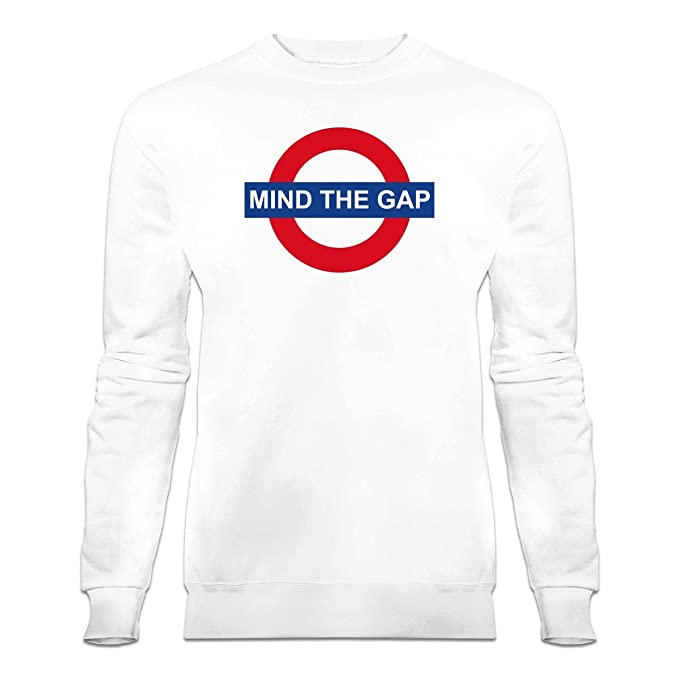 Sudadera Mind The Gap by Shirtcity