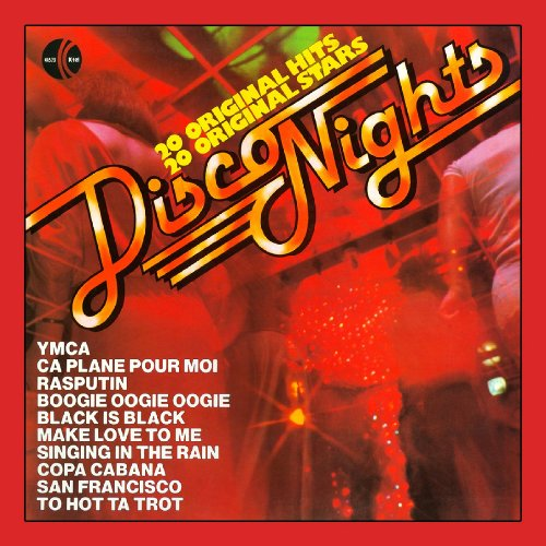 K-Tel Presents: Disco Nights for sale  Delivered anywhere in USA