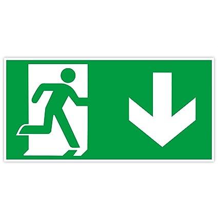 Alta calidad de salida de emergencia langnachleuchtend y ...