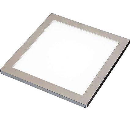 1 x 6 W LED cucina piatto cabinet pannello illuminazione spot ...
