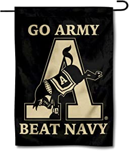 Army Black Knights Mule Mascot Garden Banner Flag