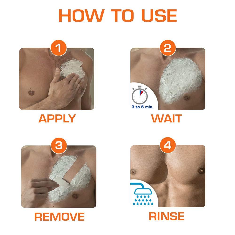 Veet Men Hair Removal Cream 200 Ml Buy Online In Lebanon At