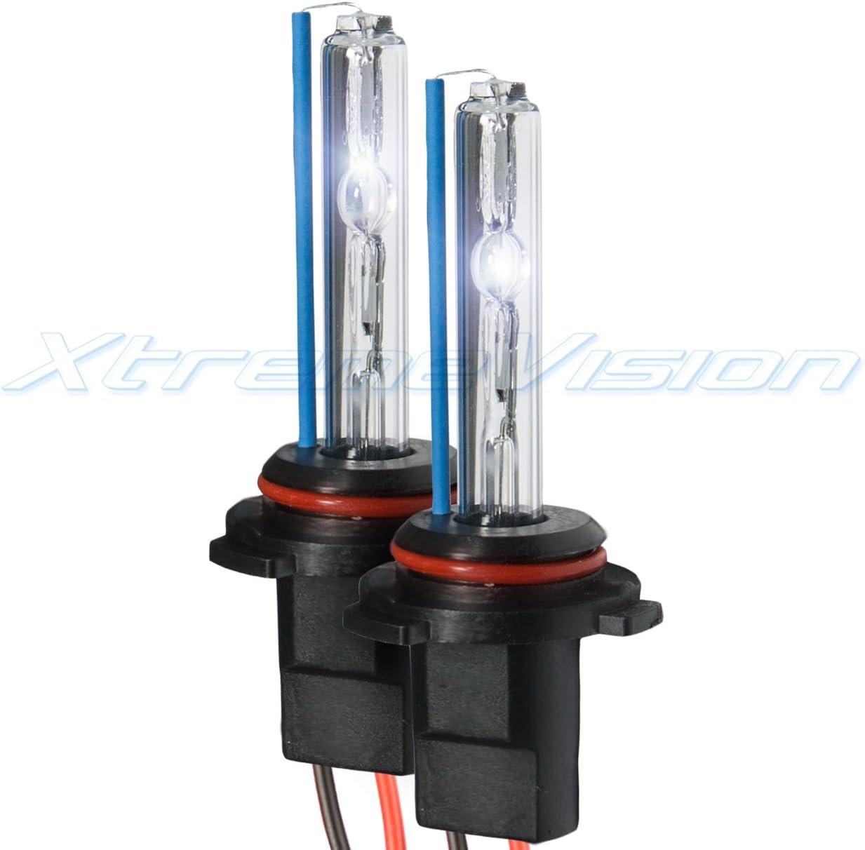 OEM White XENTEC H7 5000K HID Xenon Bulb x 1 pair