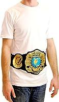World Heavyweight Champion Belt Adult T-shirt