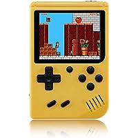 O RLY Retro spelkonsol, retro FC Plus 168 spel bärbar handhållen videospelare klassisk mini