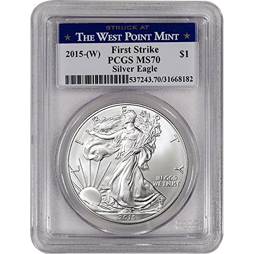 2015-w-american-silver-eagle-1-ms70-first-strike-west-point-label-pcgs