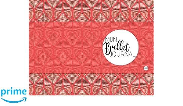 Mijn bullet journal - rood: Amazon.es: Linda van den Berg ...