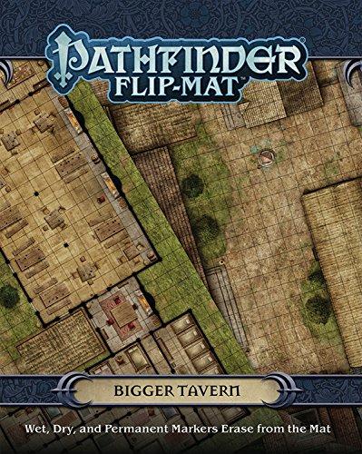 Pathfinder Flip-Mat: Bigger Tavern (Corner Upholstered Chair)
