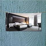 SeptSonne hiking towel Modern elegant twin room interior resort,hotels/Motels,gym use L27.5 x W13.8 INCH