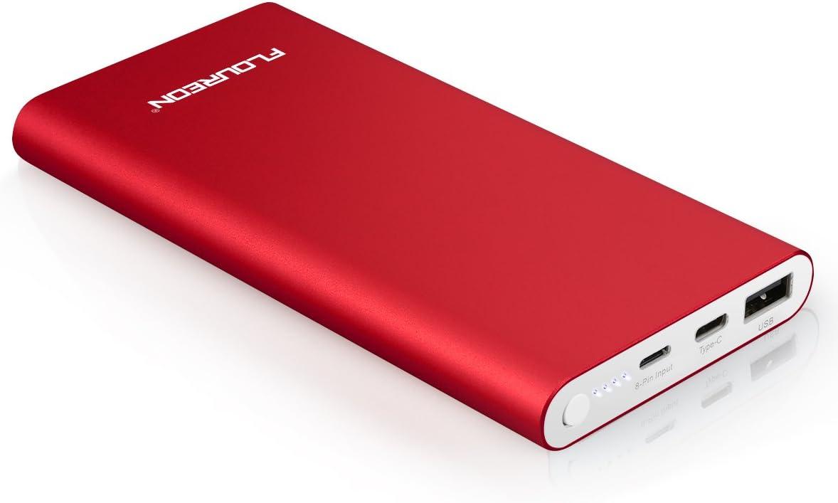 Caricabatterie Portatile, FLOUREON Powerbank 12000mAh