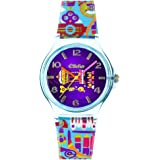 Teenie-Weenie Chic-Watches - Inde Temple - montres pour femmes et enfants avec bracelet en plastique - UC028