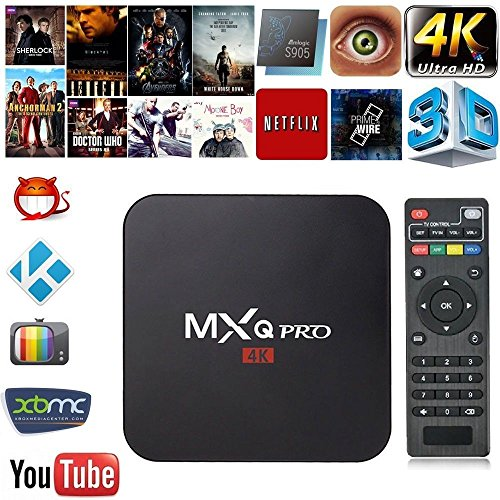 Ranphy MXQ Pro Box Quad Core product image