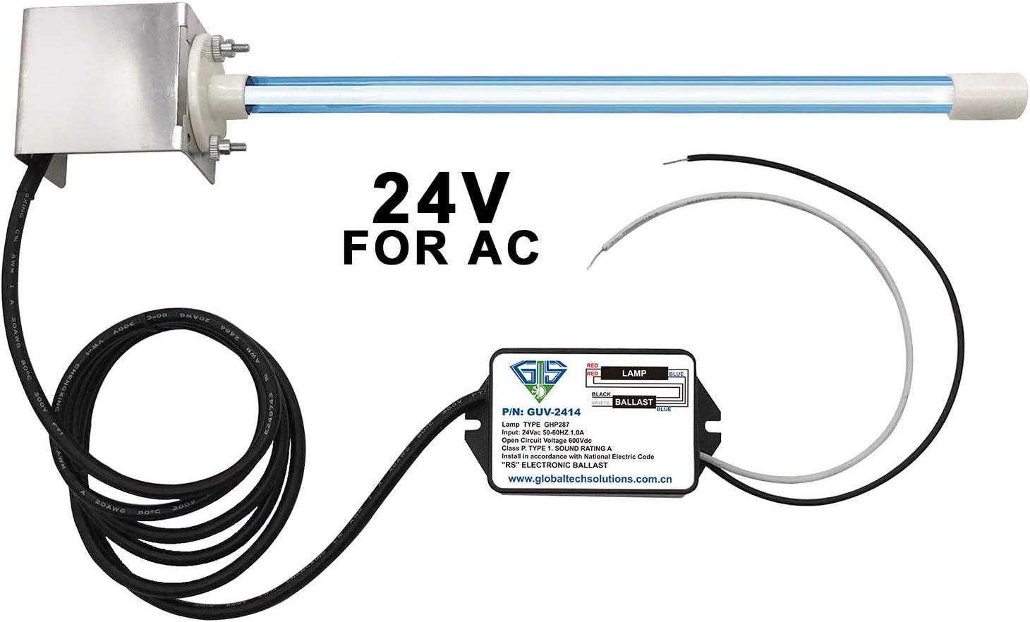 HVAC UV-C