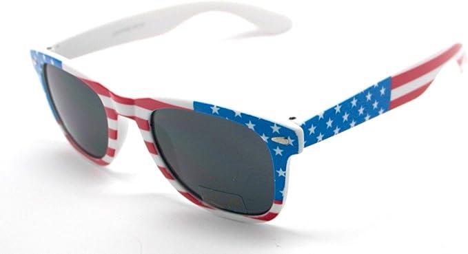 Totalcovers Gafas de Sol Espejo Sunglasses Bandera USA Estados ...