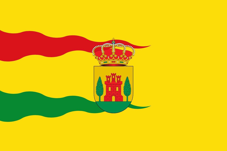 Amazon.com: magFlags Bandera grande Espinosa de los Monteros ...