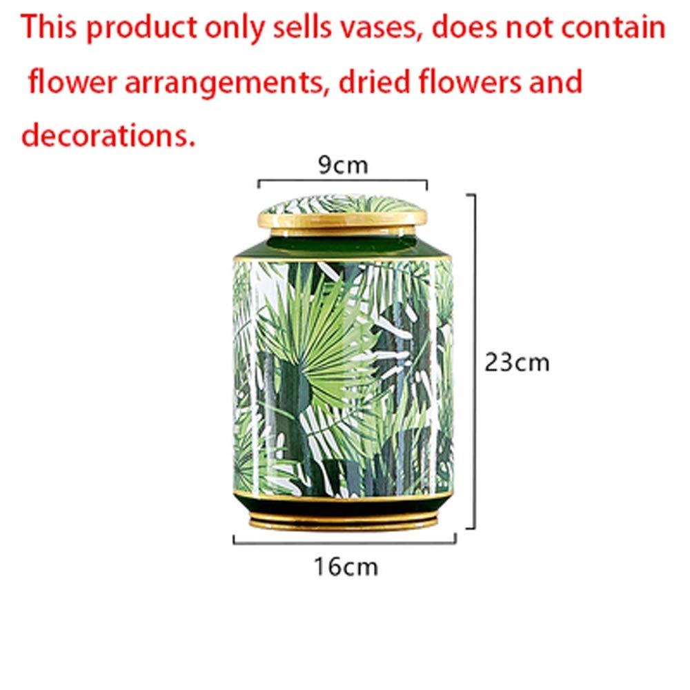 ヴィンテージクラシックセラミック花瓶用花緑植物結婚式の植木鉢装飾ホームオフィスデスク花瓶花バスケットフロア花瓶 (サイズ さいず : L l) B07RM3M3JL  L l
