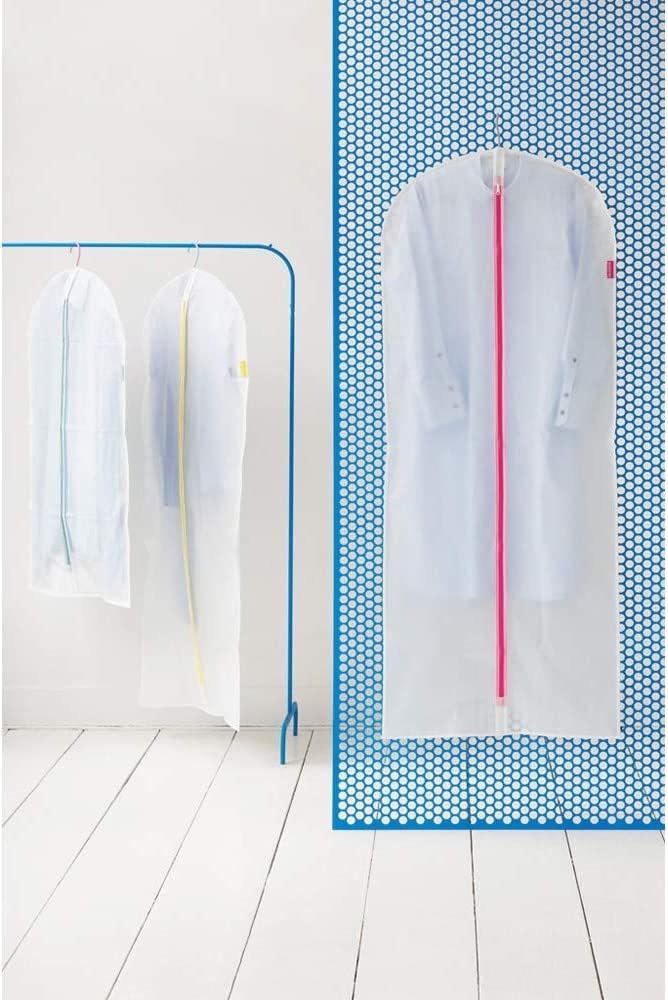 PEVA 60 x 100 cm Brabantia Top Laundry Accessories Protective Clothes Medium -copriabiti 2 pz unit/à