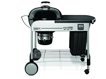 Weber Holzkohlegrill Bedienungsanleitung : Weber grill performer premium gbs cm holzkohle
