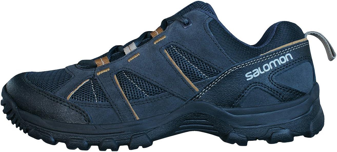 Salomon Cruise II Contagrip Schuhe Outdoorschuhe Trekking Wandern Herren schwarz