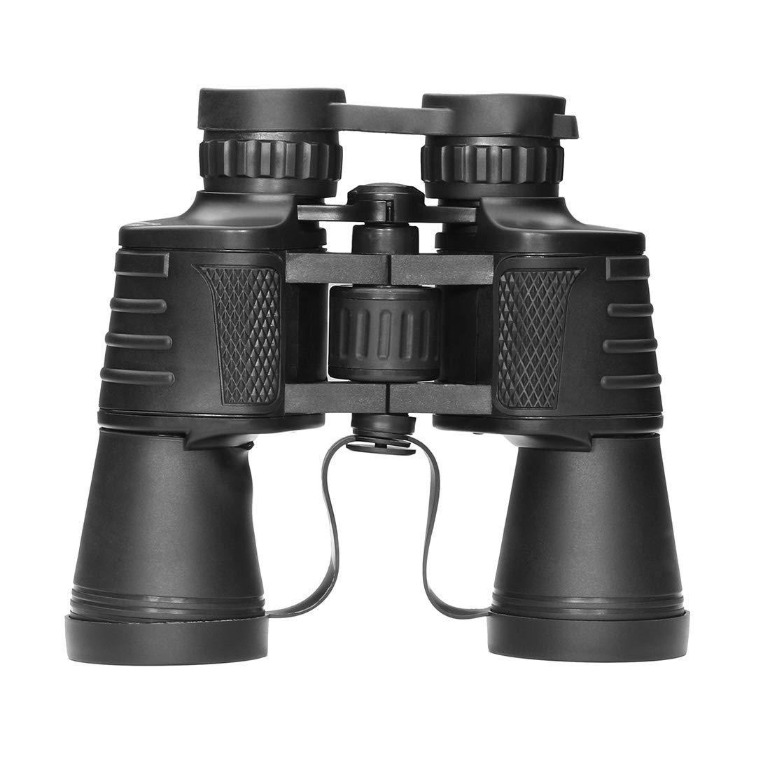 BMY Telescopio al Aire Libre, binoculares, Alto Campo de visión y visión Nocturna, utilizando The Outdoor Adventure 10X