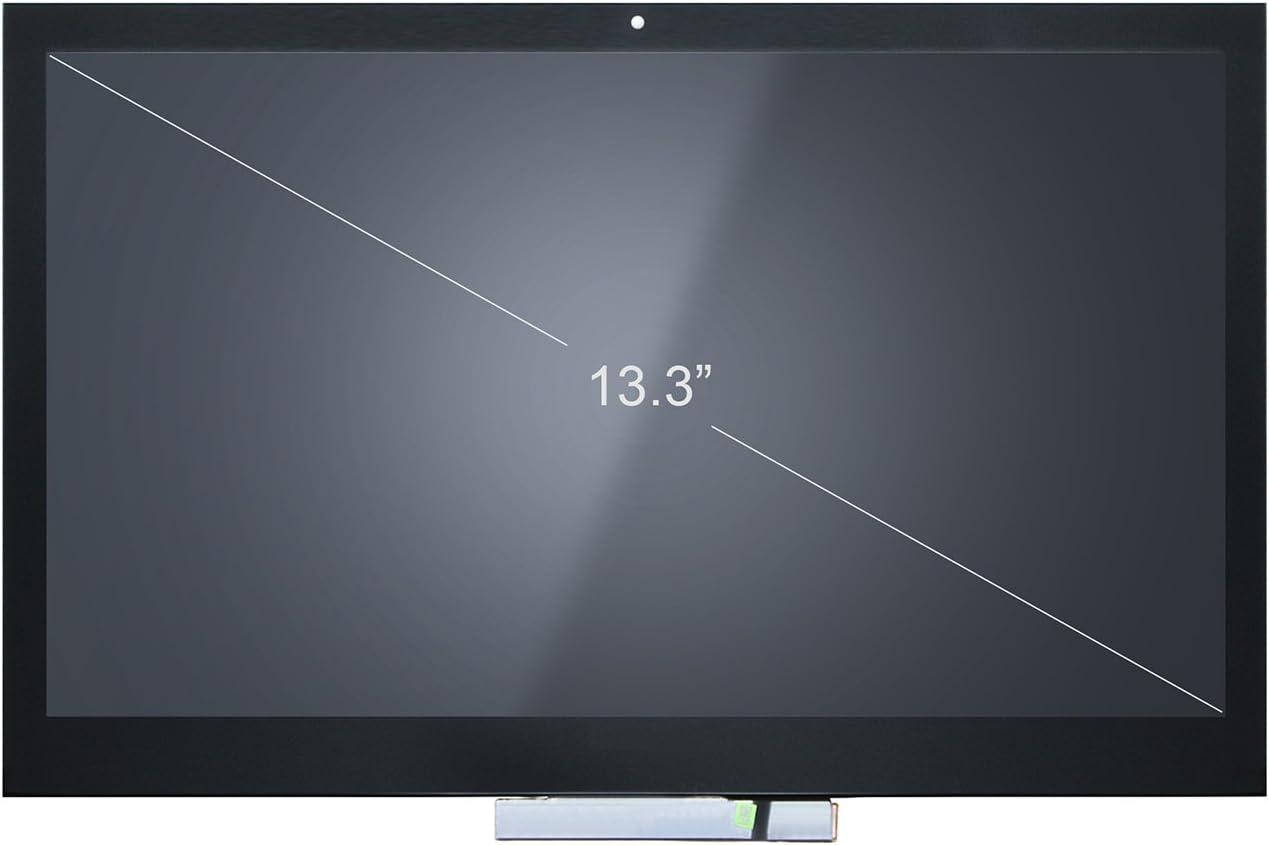 FTDLCD® 13,3 pulgadas Pantalla Táctil LCD Digitalizador Asamblea para Sony Vaio Pro 13 SVP132A1CL SVP132A1CM SVP132A1CW(Touch función): Amazon.es: Informática