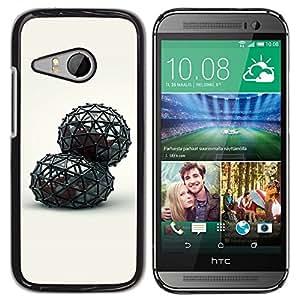 TECHCASE**Cubierta de la caja de protección la piel dura para el ** HTC ONE MINI 2 / M8 MINI ** Abstract