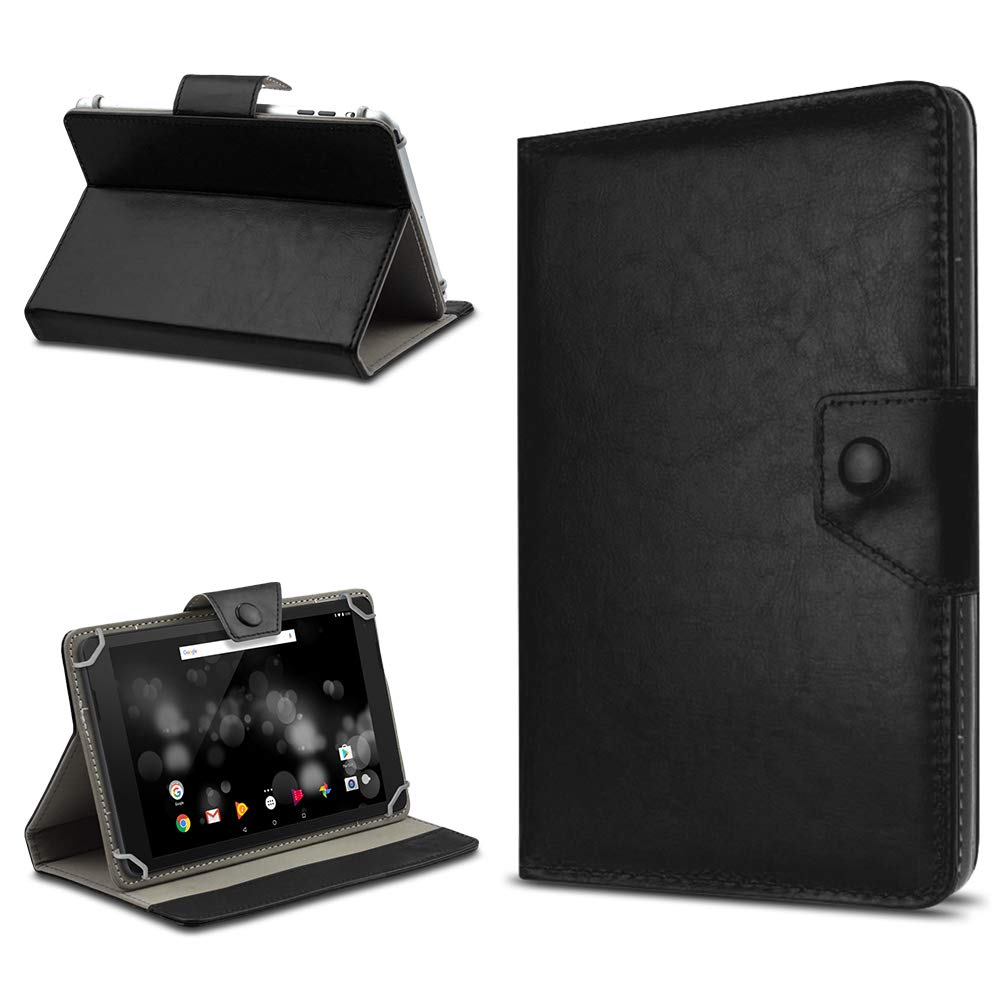 UC-Express Tablet Tasche f/ür  Fire HD 10 H/ülle Schutzh/ülle Cover 10.1 Zoll Case Etui Farben:Blau