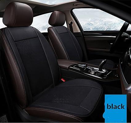 Mat asientos del coche,SENSU universal de refrigeración de aire masaje del amortiguador de asiento del automóvil W / ventilador de tela de pantalla ...