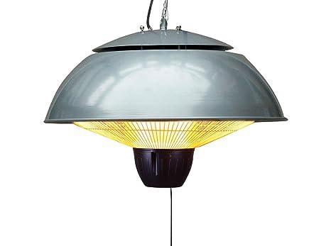 Firefly riscaldatore a soffitto da w per terrazze con