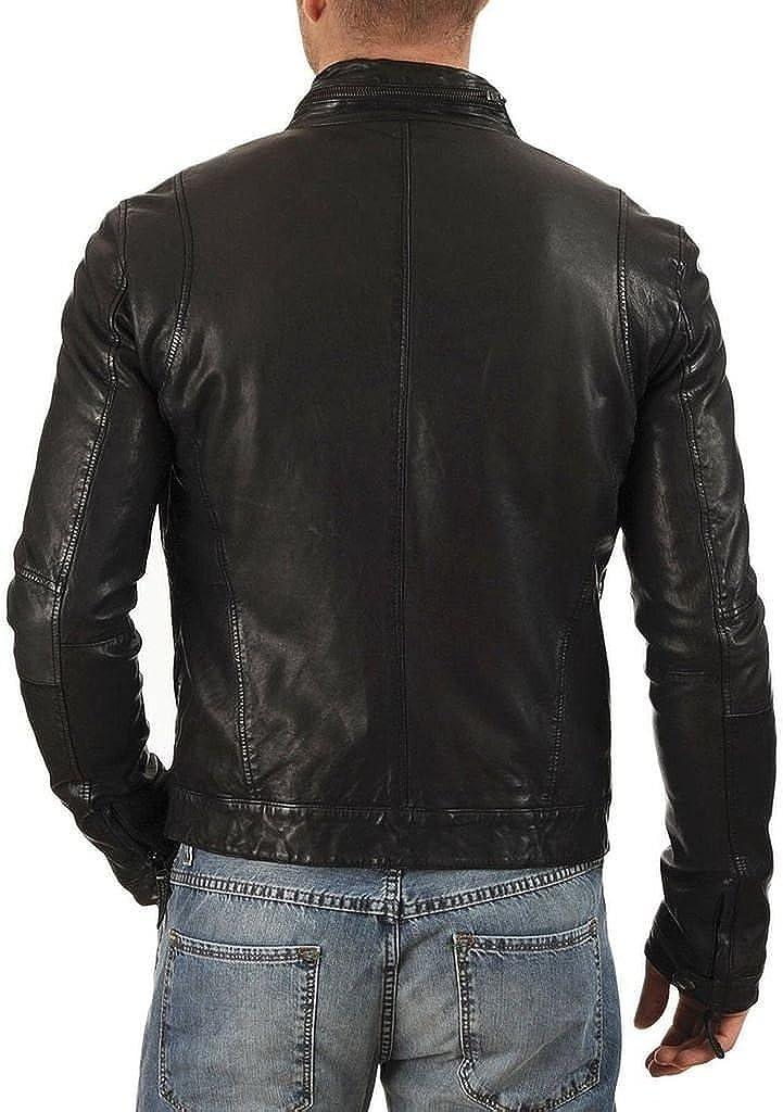 Original Mens Lambskin Leather Jacket