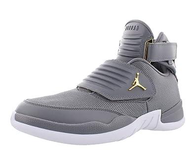 1e5e781e1f2c0 Nike Men's Jordan Generation 23 Cool Grey / - White Ankle-High ...