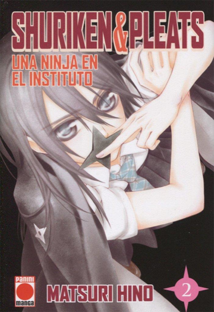 Shuriken & Pleats 2. Una ninja en el instituto: Amazon.es ...