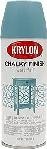 Krylon K04112000 Spray Paint, Aerosol, Waterfall, 12 Oz