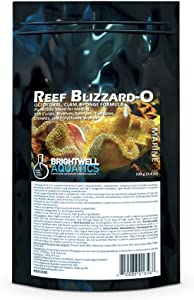 Brightwell Aquatics Reef Blizzard-O Powdered Planktonic Food Blend for Octocorals & Bivalves, 100g (RBZO100)