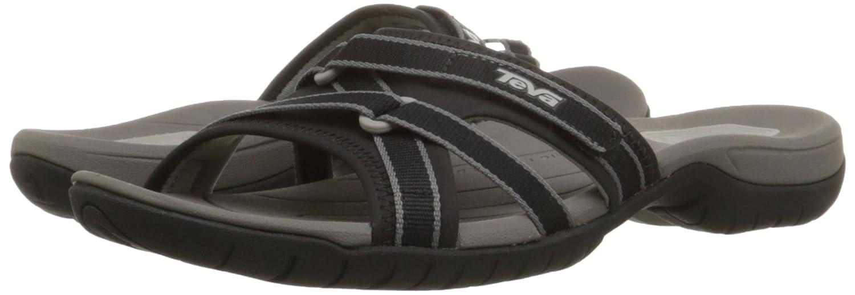 7f4f6702710c Teva Women s Tirra Slide Sandal  Amazon.ca  Shoes   Handbags