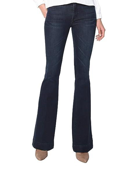 Amazon.com: James Jeans - Pantalón de chal para mujer, talla ...