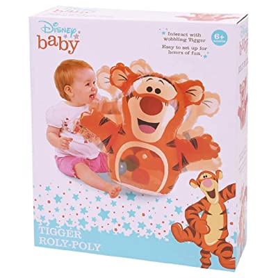 Winnie The Pooh Tigger Roly Poly Toy by Disney Baby : Baby