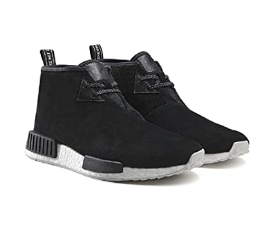 pretty nice ae8c7 494cd Adidas NMD C1 Chukka Core Black S79146 US Size 11
