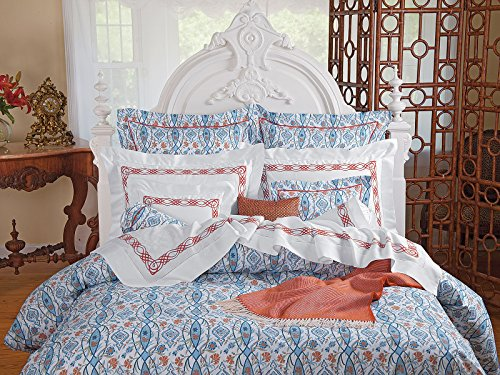 Azulejo Shams, Blue (Neckroll, each) ()