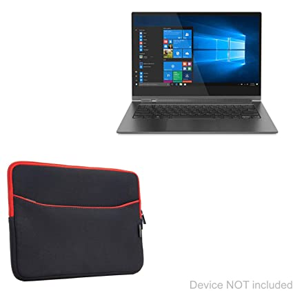 Amazon.com: BoxWave Lenovo Yoga C930 (14 in) Case, [SoftSuit ...