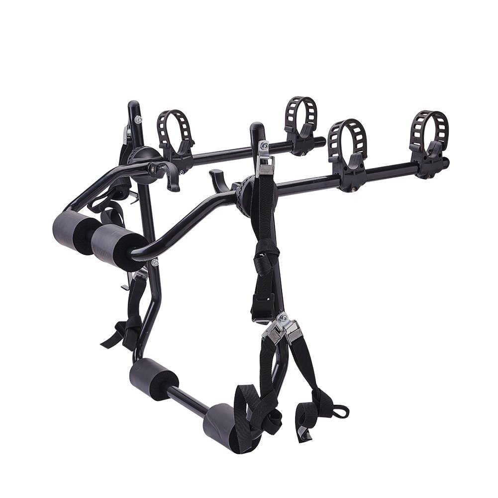 Stil 1 Blueshyhall Auto Fahrradtr/äger Heckklappe Fahrradtr/äger ohne anhaengerkupplung Fahrradtr/äger mit Gurten
