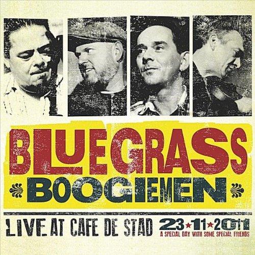 Blue Grass Boogiemen Live At Cafe De Stad