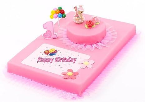 Decorazioni Torte Cinesi : Decorazione per torte compleanno ragazza pezzi torte aufleger