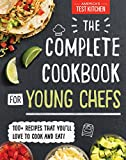 #9: The Complete Cookbook for Young Chefs